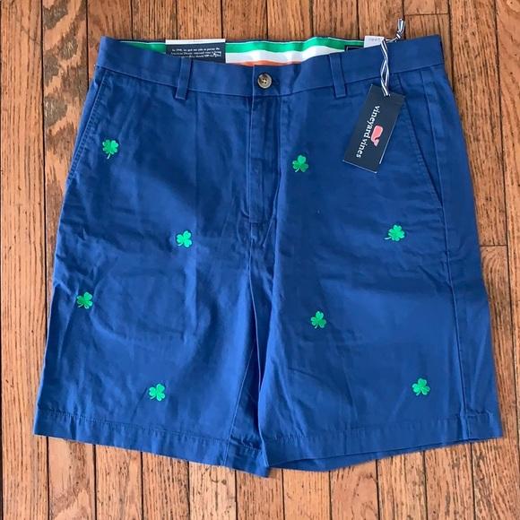 Old Navy Underwear Mens 1 Pr Trunk Shamrock St Patricks Day Select Sz NWT